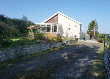 Thumbnail 2 bed detached bungalow for sale in Pentwyn, Cross Hands, Llanelli
