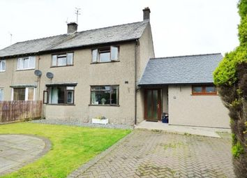 Thumbnail 4 bed semi-detached house for sale in Langdale Crescent, Kendal, Cumbria
