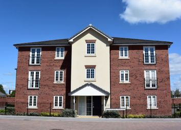 Thumbnail 1 bed flat for sale in Buttermere Crescent, Doncaster