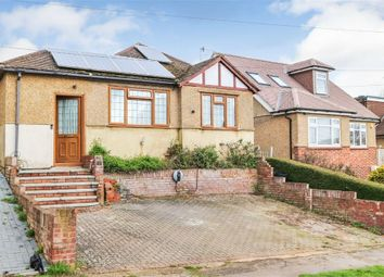 Thumbnail 3 bed detached bungalow for sale in Abbots View, Kings Langley, Hertfordshire