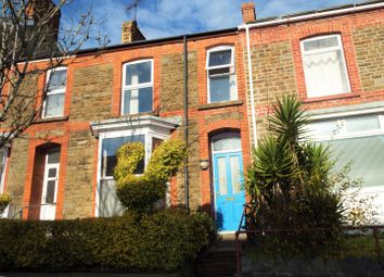 Thumbnail 3 bed terraced house for sale in 29 Windsor Street, Uplands, Swansea