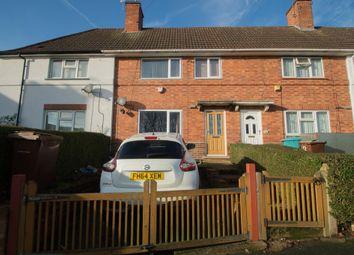 Thumbnail 3 bedroom terraced house for sale in Elford Rise, Nottingham