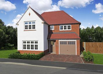 Thumbnail 4 bedroom detached house for sale in Scholars' Walk, Off Baggallay Street, Hereford, Herefordshire