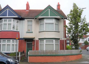 Thumbnail 4 bed terraced house to rent in Grange Road, Hartlepool