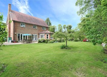 Thumbnail 6 bed detached house for sale in London Road, Hill Brow, Liss, Hampshire