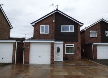 Thumbnail 3 bed detached house for sale in Shearwater Road, Stockport