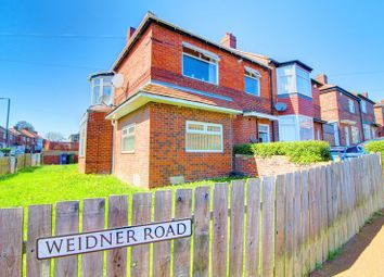 Thumbnail 1 bedroom flat to rent in Weidner Road, Benwell, Newcastle Upon Tyne