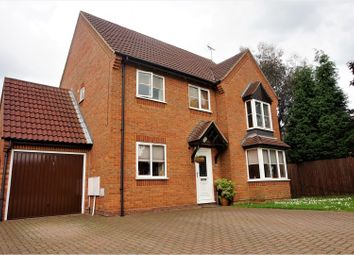 Thumbnail 6 bedroom detached house for sale in Snowley Park, Whittlesey
