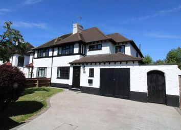 4 bed semi-detached house for sale in Fairway, Petts Wood, Orpington BR5