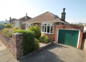 Thumbnail 3 bed detached bungalow for sale in Greatfield Road, Higher Compton, Plymouth