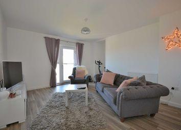 Thumbnail 2 bed flat for sale in Vespasian Road, Milton Keynes