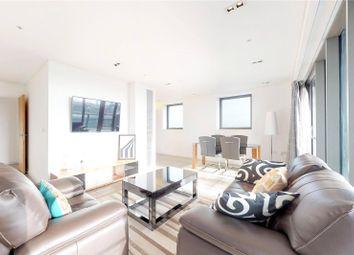 Thumbnail 3 bedroom flat to rent in Brock Street, London