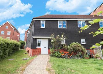 Thumbnail 1 bed semi-detached house for sale in Woodpecker Place, Bracknell