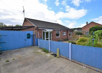 Thumbnail 2 bedroom semi-detached bungalow for sale in Walesby Lane, Newark, Nottinghamshire