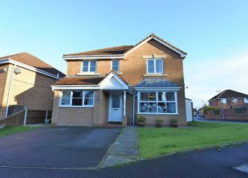 Thumbnail 5 bed detached house for sale in Dalesman Drive, Carlisle