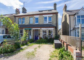 Thumbnail 5 bed semi-detached house for sale in Cherry Hinton Road, Cherry Hinton, Cambridge