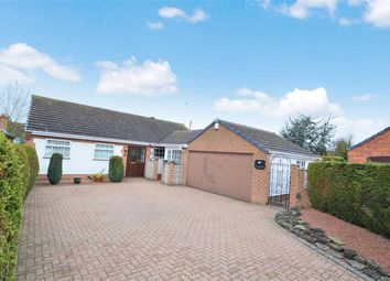 Thumbnail 3 bed detached bungalow for sale in Delville Avenue, Keyworth, Nottingham
