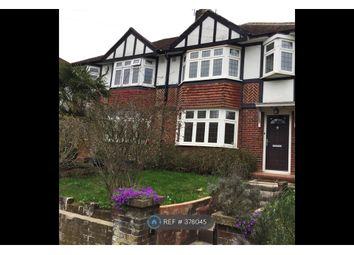 Thumbnail 3 bedroom semi-detached house to rent in Old Lodge Lane, Purley