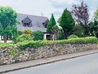Thumbnail 4 bed semi-detached house to rent in 9 Gogoside Road, Largs
