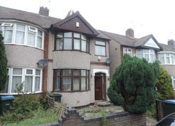 Thumbnail 3 bed property to rent in Farren Road, Wyken, Coventry