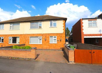 Thumbnail 2 bed flat for sale in Kings Drive, Leicester Forest East, Leicester