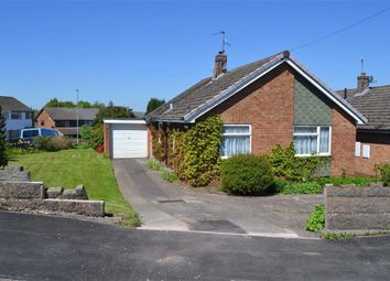 Thumbnail 2 bed detached bungalow for sale in Westwood Close, Cheddleton, Leek
