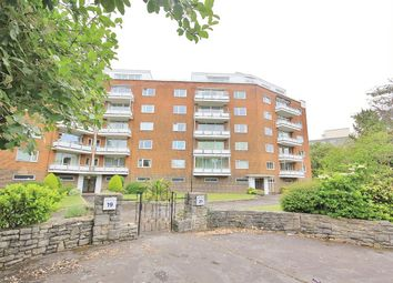 Thumbnail 4 bed flat for sale in West Cliff Road, West Cliff, Bournemouth