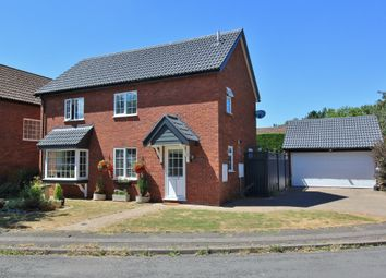 Thumbnail 3 bed detached house for sale in Clive Hall Drive, Longstanton, Cambridge