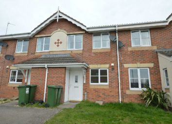 Thumbnail 2 bed terraced house for sale in Lakin Drive, Thorpe Astley, Leicester