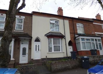 Thumbnail 2 bed terraced house for sale in Gladys Road, Yardley, Birmingham