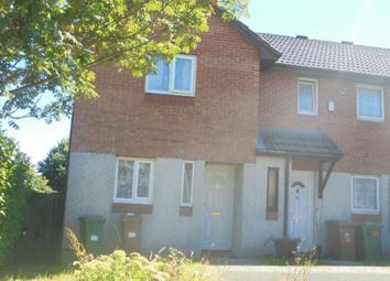 Thumbnail 2 bed end terrace house to rent in Trevose Way, Plymouth