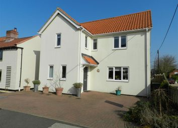 Thumbnail 3 bedroom detached house for sale in The Street, Bintree, Dereham