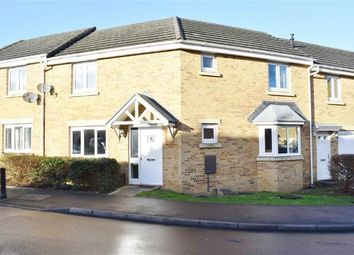 Thumbnail 3 bed terraced house for sale in Rudman Park, Chippenham, Wiltshire