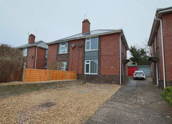 2 bed semi-detached house for sale in Chestnut Avenue, Wonford, Exeter EX2