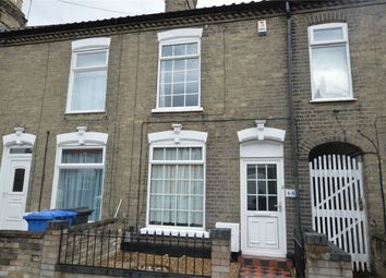 Thumbnail 3 bedroom terraced house for sale in Hotblack Road, Norwich