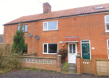Thumbnail 3 bedroom terraced house for sale in York Road, Stalham, Norwich