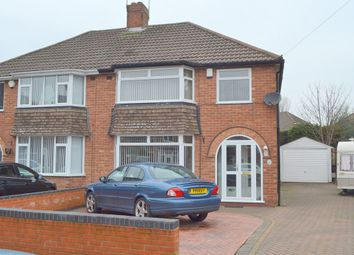 Thumbnail 3 bed property to rent in Acacia Drive, Bilston