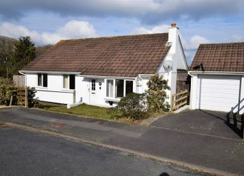 Thumbnail 3 bed detached bungalow for sale in Prouts Way, Tregadillett, Launceston