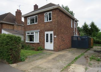 Thumbnail 3 bedroom detached house for sale in Croyland Road, Peterborough