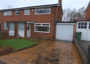Thumbnail 3 bed semi-detached house for sale in Ardenfield, Denton, Manchester