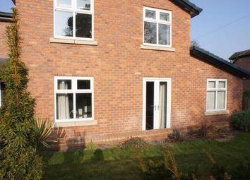 Thumbnail 1 bed flat to rent in Kingsley Drive, Appleton, Warrington