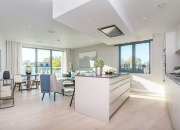 Thumbnail 3 bed flat to rent in St. Augustines Road, London