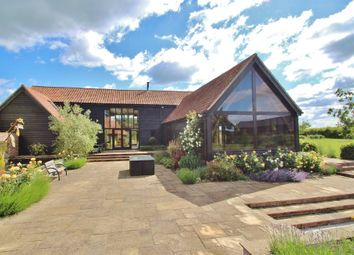 Thumbnail 4 bed barn conversion for sale in Stowmarket