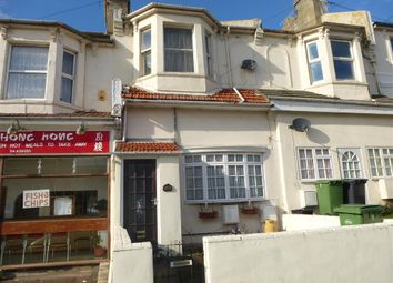 Thumbnail 1 bed flat for sale in Harold Road, Hastings