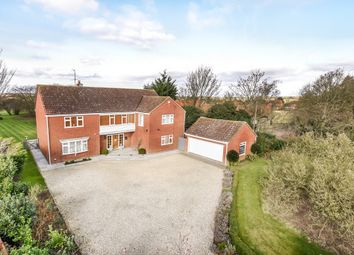 Thumbnail 5 bedroom detached house for sale in Lynn Road, Great Bircham, King's Lynn