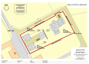 Thumbnail Land for sale in Hill Street, Newmill, Keith, Aberdeenshire