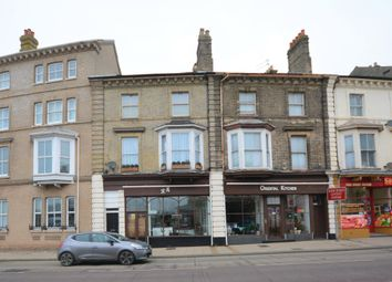 Thumbnail 2 bed flat to rent in Pier Terrace, Lowestoft, Suffolk