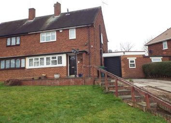 Thumbnail 3 bedroom semi-detached house for sale in Tanhouse Avenue, Birmingham, West Midlands