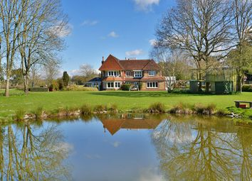 Thumbnail 7 bed detached house for sale in Southbrook Road, West Ashling, Chichester