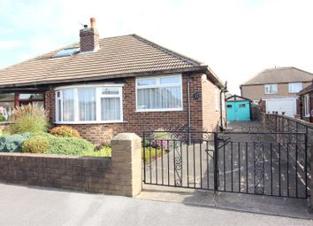 Thumbnail 2 bed semi-detached bungalow for sale in Lulworth Avenue, Leeds